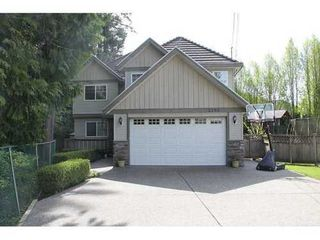 Photo 1: 2298 PORTAGE Ave in Coquitlam: Central Coquitlam Home for sale ()  : MLS®# V1005280