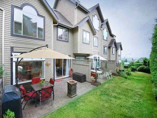 "Photo 19: 38 2736 ATLIN Place in Coquitlam: Coquitlam East Townhouse for sale in ""CEDAR GREEN ESTATES"" : MLS®# V1137675"