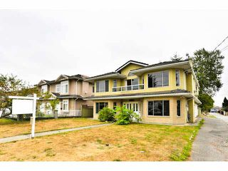 Photo 1: 7606 16TH Avenue in Burnaby: Edmonds BE House for sale (Burnaby East)  : MLS®# V1140147