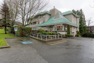 "Photo 1: 106 558 ROCHESTER Avenue in Coquitlam: Coquitlam West Condo for sale in ""CRYSTAL COURT"" : MLS®# R2019234"