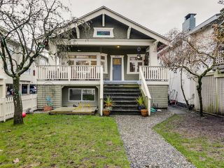Photo 1: 2085 W 45TH Avenue in Vancouver: Kerrisdale House for sale (Vancouver West)  : MLS®# R2029525