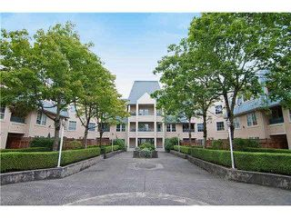 "Photo 1: 212 295 SCHOOLHOUSE Street in Coquitlam: Maillardville Condo for sale in ""CHATEAU ROYAL"" : MLS®# R2049720"