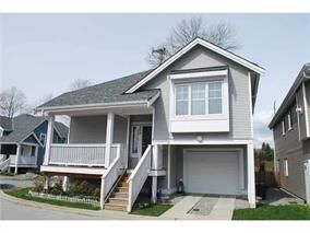 """Photo 1: 408 3000 RIVERBEND Drive in Coquitlam: Coquitlam East House for sale in """"RIVERBEND"""" : MLS®# R2060401"""