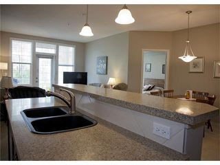 Photo 3: 221 1 Crystal Green Lane: Okotoks Condo for sale : MLS®# C4063698
