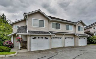 "Photo 1: 38 11588 232 Street in Maple Ridge: Cottonwood MR Townhouse for sale in ""COTTONWOOD VILLAGE"" : MLS®# R2083577"
