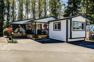 "Photo 1: 295 201 CAYER Street in Coquitlam: Maillardville Manufactured Home for sale in ""Wildwood Park"" : MLS®# R2101810"