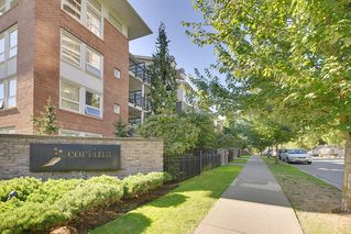 """Photo 1: 217 6888 SOUTHPOINT Drive in Burnaby: South Slope Condo for sale in """"CORTINA"""" (Burnaby South)  : MLS®# R2108632"""