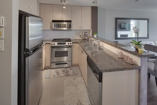 """Photo 3: 217 6888 SOUTHPOINT Drive in Burnaby: South Slope Condo for sale in """"CORTINA"""" (Burnaby South)  : MLS®# R2108632"""