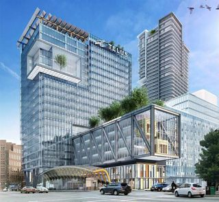 """Photo 1: 2106 777 RICHARDS Street in Vancouver: Downtown VW Condo for sale in """"TELUS GARDEN"""" (Vancouver West)  : MLS®# R2114669"""