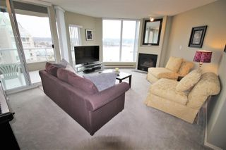 "Photo 2: 1607 1135 QUAYSIDE Drive in New Westminster: Quay Condo for sale in ""ANCHOR POINTE"" : MLS®# R2115931"