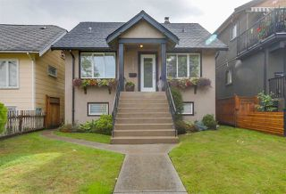 Photo 1: 5138 CHESTER Street in Vancouver: Fraser VE House for sale (Vancouver East)  : MLS®# R2119853
