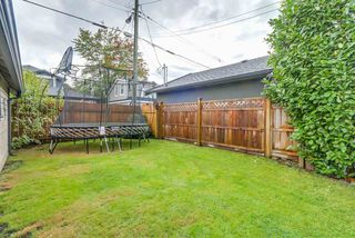 Photo 18: 5138 CHESTER Street in Vancouver: Fraser VE House for sale (Vancouver East)  : MLS®# R2119853