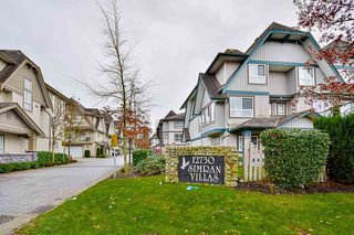 "Photo 1: 7 12730 66 Avenue in Surrey: West Newton Townhouse for sale in ""SIMRAN VILLAS"" : MLS®# R2125296"
