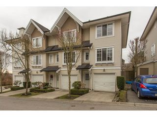 "Photo 2: 40 20560 66 Avenue in Langley: Willoughby Heights Townhouse for sale in ""AMBERLEIGH II"" : MLS®# R2134449"