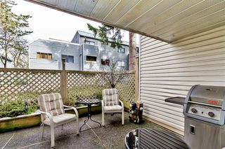 """Photo 11: 107 1955 SUFFOLK Avenue in Port Coquitlam: Glenwood PQ Condo for sale in """"OXFORD PLACE"""" : MLS®# R2144804"""