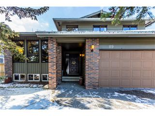 Photo 2: 119 WOODFERN Place SW in Calgary: Woodbine House for sale : MLS®# C4101759