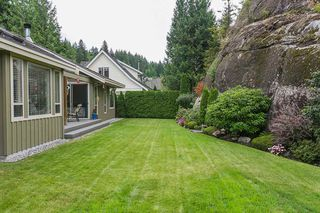 "Photo 2: 158 STONEGATE Drive in West Vancouver: Furry Creek House for sale in ""FURRY CREEK BENCHLANDS"" : MLS®# R2149844"