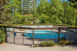 """Photo 20: 101 2041 BELLWOOD Avenue in Burnaby: Brentwood Park Condo for sale in """"ANOLA PLACE"""" (Burnaby North)  : MLS®# R2160229"""