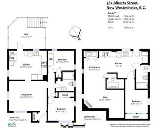 "Photo 20: 362 ALBERTA Street in New Westminster: Sapperton House for sale in ""SAPPERTON"" : MLS®# R2161748"