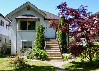 Photo 1: 5163 ELGIN Street in Vancouver: Fraser VE House for sale (Vancouver East)  : MLS®# R2171037