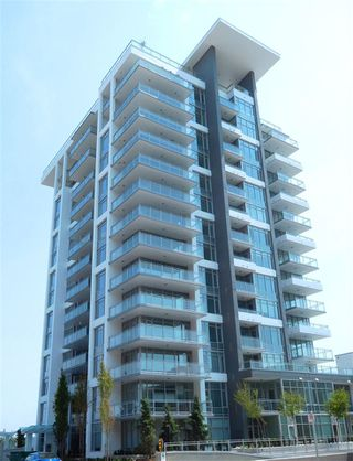 "Photo 1: 502 200 NELSON'S Crescent in New Westminster: Sapperton Condo for sale in ""THE SAPPERTON"" : MLS®# R2190358"