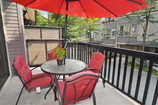 """Photo 15: 118 100 KLAHANIE Drive in Port Moody: Port Moody Centre Townhouse for sale in """"INDIGO"""" : MLS®# R2196752"""
