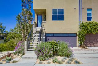 Photo 2: MISSION HILLS Rowhome for sale : 3 bedrooms : 2710 1st Ave in San Diego