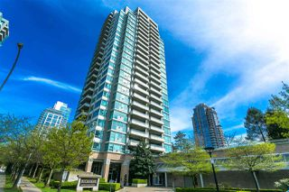 "Photo 1: 2102 4398 BUCHANAN Street in Burnaby: Brentwood Park Condo for sale in ""BUCHANAN"" (Burnaby North)  : MLS®# R2213337"