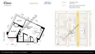 "Photo 19: 2605 1255 SEYMOUR Street in Vancouver: Downtown VW Condo for sale in ""Elan"" (Vancouver West)  : MLS®# R2216432"