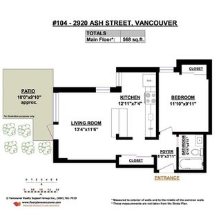 "Photo 17: 104 2920 ASH Street in Vancouver: Fairview VW Condo for sale in ""ASH COURT"" (Vancouver West)  : MLS®# R2230630"