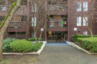 "Photo 1: 104 2920 ASH Street in Vancouver: Fairview VW Condo for sale in ""ASH COURT"" (Vancouver West)  : MLS®# R2230630"