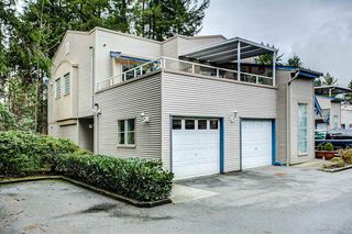 "Photo 1: 16 12449 191 Street in Pitt Meadows: Mid Meadows Townhouse for sale in ""WINDSOR CROSSING"" : MLS®# R2235735"