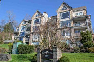 "Photo 1: 212 22233 RIVER Road in Maple Ridge: West Central Condo for sale in ""RIVER GARDENS"" : MLS®# R2252759"