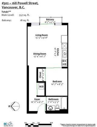 """Photo 18: 302 168 POWELL Street in Vancouver: Downtown VE Condo for sale in """"SMART"""" (Vancouver East)  : MLS®# R2276849"""