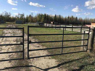 Photo 2: 57118 Range Road 231: Rural Sturgeon County Rural Land/Vacant Lot for sale : MLS®# E4132283