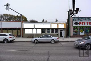 Main Photo: 1335 Portage Avenue in Winnipeg: Industrial / Commercial / Investment for sale (5C)  : MLS®# 1828096