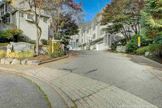 "Main Photo: 30 2600 BEAVERBROOK Crescent in Burnaby: Simon Fraser Hills Townhouse for sale in ""AVONLEA"" (Burnaby North)  : MLS®# R2316622"