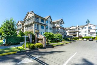 """Main Photo: 311 2491 GLADWIN Road in Abbotsford: Abbotsford West Condo for sale in """"Lakewood Gardens"""" : MLS®# R2318909"""