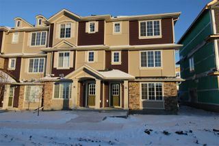 Main Photo: 34 20 Augustine Crescent: Sherwood Park Townhouse for sale : MLS®# E4136199
