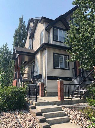 Main Photo: 40 1650 TOWNE CENTER Boulevard in Edmonton: Zone 14 Townhouse for sale : MLS®# E4138108