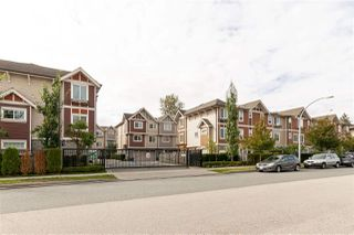 "Main Photo: 28 14338 103 Avenue in Surrey: Whalley Townhouse for sale in ""Guildford Villa"" (North Surrey)  : MLS®# R2332394"