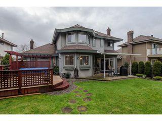 "Photo 18: 16285 78 Avenue in Surrey: Fleetwood Tynehead House for sale in ""Hazelwood Grove"" : MLS®# R2335316"