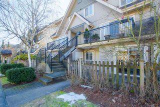 "Photo 3: 31 9339 ALBERTA Road in Richmond: McLennan North Townhouse for sale in ""TRELLAIN"" : MLS®# R2346520"