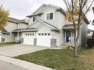 Main Photo: 39 1428 HODGSON Way in Edmonton: Zone 14 House Half Duplex for sale : MLS®# E4147745
