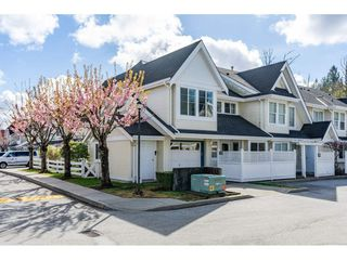 "Main Photo: 27 23560 119 Avenue in Maple Ridge: Cottonwood MR Townhouse for sale in ""HOLLYHOCK"" : MLS®# R2356918"