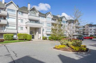 "Main Photo: 306 33708 KING Road in Abbotsford: Poplar Condo for sale in ""College Park Place"" : MLS®# R2359647"