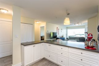 """Photo 4: 306 33708 KING Road in Abbotsford: Poplar Condo for sale in """"College Park Place"""" : MLS®# R2359647"""