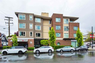 "Photo 1: 306 1689 E 13TH Avenue in Vancouver: Grandview Woodland Condo for sale in ""Fusion"" (Vancouver East)  : MLS®# R2370706"