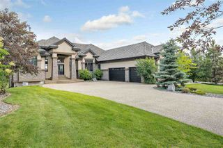 Photo 1: 30 Pinnacle Place: Rural Sturgeon County House for sale : MLS®# E4164609