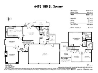 """Photo 20: 6495 180 Street in Surrey: Cloverdale BC House for sale in """"Orchard Ridge"""" (Cloverdale)  : MLS®# R2396953"""
